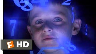 Little Man Tate (1991) - A Mathematics Challenge Scene (3/11) | Movieclips