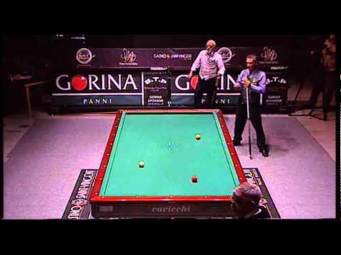 Cifala' vs Mannone (Saint Vincent 37esimo Gran Premio di Goriziana 2013 Batteria 9)