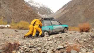 «Ведровер-трофи!». Таджикистан. Памирский Тракт