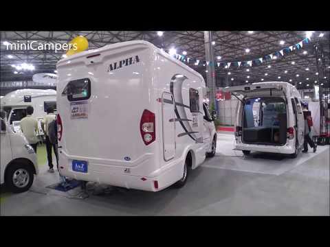 Japanese Camper   A To Z Models 2020