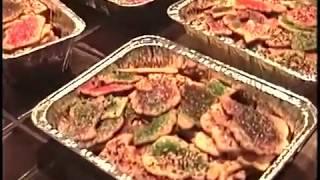 1989 Christmas Cookie Baking Deb Crista Sherry Susan Olivia