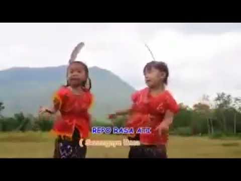 lagu anak anak bahasa dayak kanayatn Injeh Diri Agah