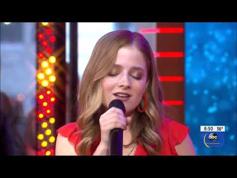 """Jackie Evancho sings """"Burn"""" Live in Concert from her CD """"The Debut"""" on GMA April 15, 2019 HD 1080p"""