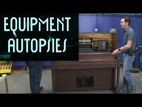 Player Piano: Equipment Autopsy #96