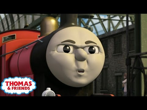Thomas & Friends | Signal Crossed | Kids Cartoon