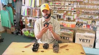 Affordable Fly Reels