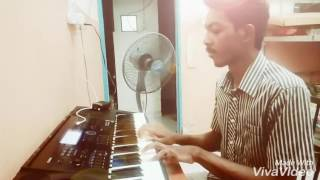 Download Hindi Video Songs - Avalum Naanum Full Song | Piano Cover | Dhiwaa