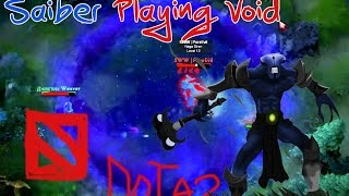 DOTA2 Saiber Playing Void 23 kill