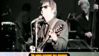 Roy Orbison - The Comedians - subtítulos español