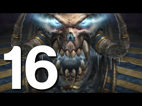 Let's Play Warcraft 3 (#16) - Where Wyverns Dare