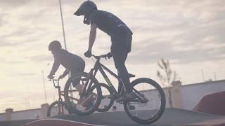 Pumptracks, el carril bici de exito en parques y polideportivos!