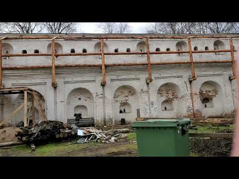 Прогулка Вологда - Череповец