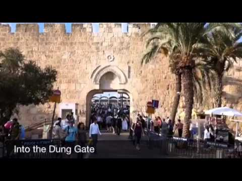 Day 7: Praying Mass at Gethsemane, western Wall and more