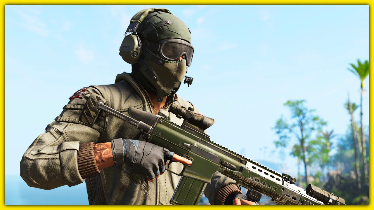 THESE MISSIONS ARE INTENSE in Ghost Recon Breakpoint Red Patriot DLC #4 thumbnail