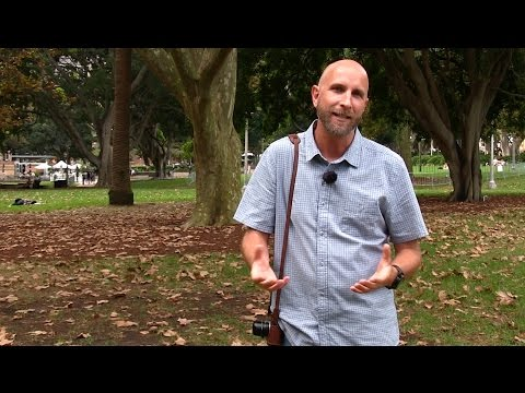 Understanding Exposure Part 2: The Exposure Triangle with Mark Wallace