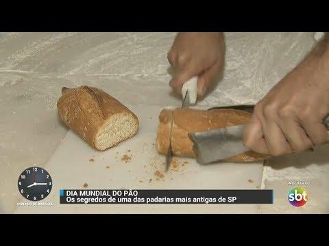 Conheça os segredos de uma das padarias mais antigas de SP - Parte 2 | Primeiro Impacto (16/10/17)