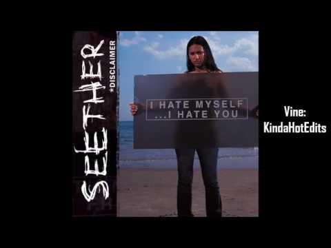 Seether - Broken ft. Amy Lee (Empty Arena)
