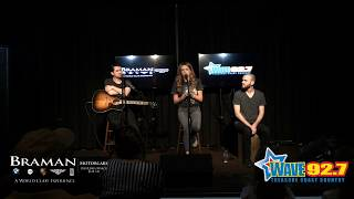 Carly Pearce In The Club Braman Performance Theater