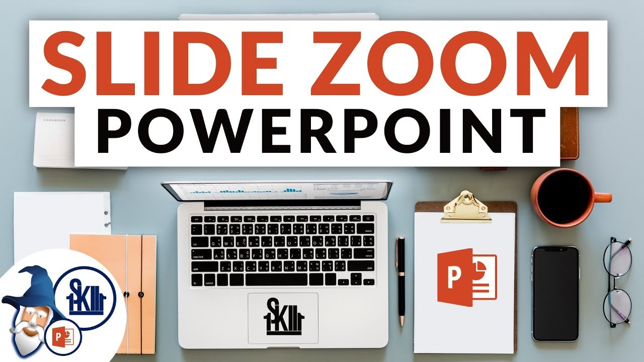 PowerPoint Slide Zoom Tutorial 2018