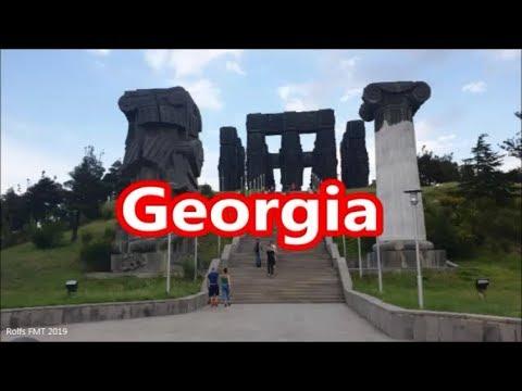 3. Georgien/Kaukasus, 800km von der Türkei nach Russland, Motorradtour Zentralasien, FMT 2019
