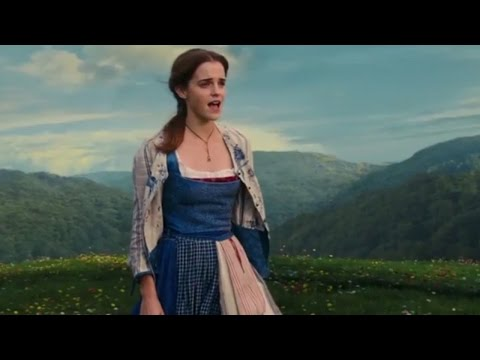 "Emma Watson Sings ""Belle (Reprise)"" In NEW Beauty And The Beast Promo"