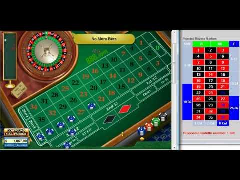 Program roulette winning