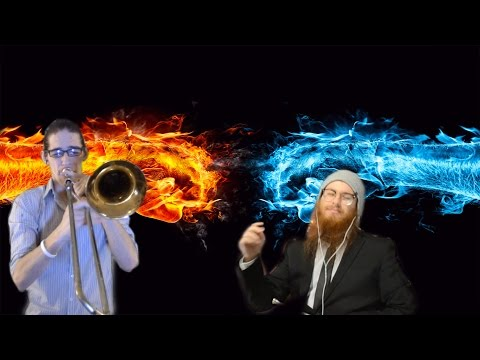📯Michael Bublé: Feeling Good - French Horn Loop Cover ft. Chris Bill