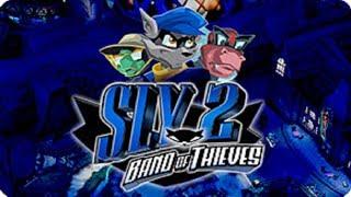 Sly 2: Band Of Thieves - Full Game 100% Walkthrough / Longplay - PS3 HD