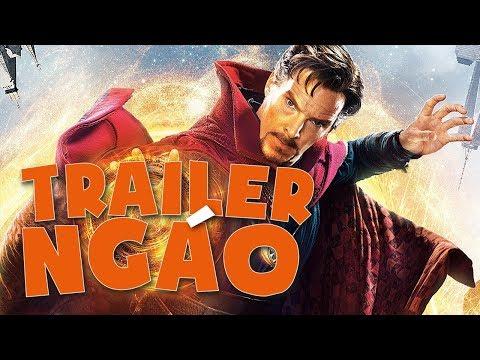 Trailer Ngáo - Dr. Strange