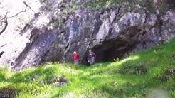 Randonnée Pyrénées Comminges,escapade à la grotte de Rieusec