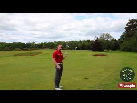 Playing Lesson - Ganton Golf Club
