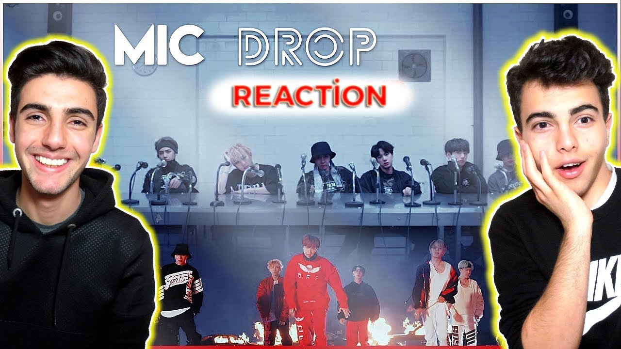 K-POP TEPKİ ! (BTS-FIRE)