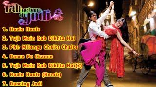 Rab Ne Bana Di Jodi Movie All Songs  Shahrukh Khan & Anushka Sharma  musical world  MUSICAL WORLD  