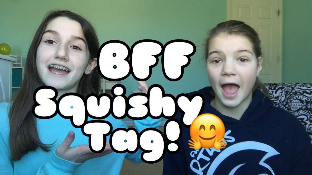 Bff Squishy Tag : BFF SQUISHY TAG! ft. Abigail?? - YouTube