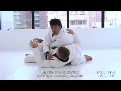 Gregor Gracie - Leg Drag Pass - Essence Of Jiu-Jitsu