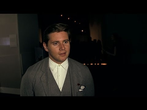 Allen Leech Interview, London Collections Men Day 2