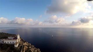 Cabo Blanco Mallorca en 4K desde Drone Phantom 4