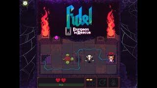 [APP] 手機遊戲 Fidel Dungeon Rescue gameplay 遊戲影片 (iOS)