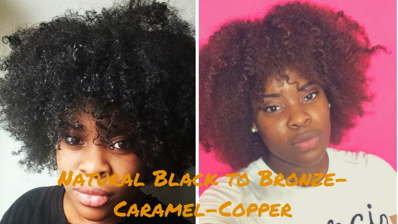 Creme Of Nature Hair Color For Natural Hair