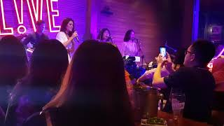 Video Raisa - This Is Me (OST The Greatest Showman) LIVE in Holywings Makassar 18042018 download MP3, 3GP, MP4, WEBM, AVI, FLV April 2018