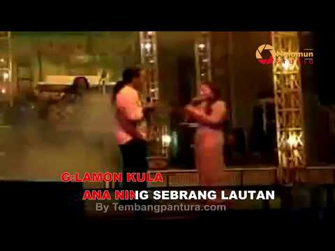 Karaoke -  Cinta Fatamorgana, Nunung Alvi & Rizal Pramudia, text lyric, Clip HD, Audio HQ