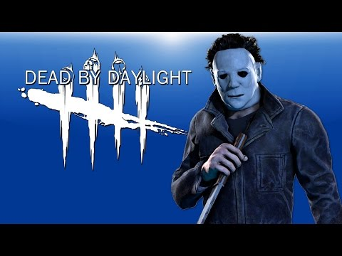 Dead By Daylight  MICHAEL MYERS STALKING & OP ROOF TACTICS! HALLOWEEN UPDATE!
