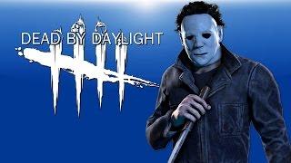 Dead By Daylight - MICHAEL MYERS STALKING & OP ROOF TACTICS! (HALLOWEEN UPDATE!)