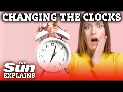 Why Changing The Clocks Could Soon Become A Thing Of The Past