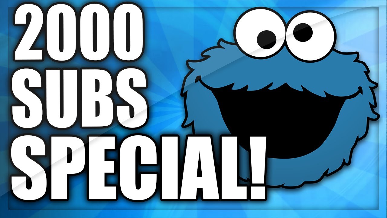 2000 subscribers special thank you all 3