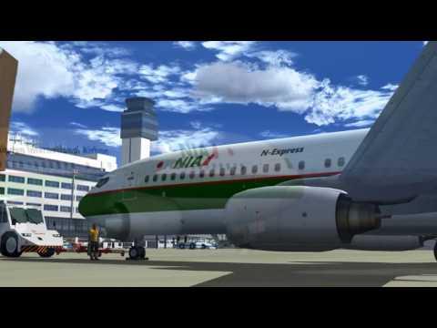 NIA/Nippon International Airline ~30secVer.~