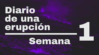 VOLCÁN de LA PALMA: Así ha sido la PRIMERA SEMANA de ERUPCIÓN en CUMBRE VIEJA | RTVE Noticias