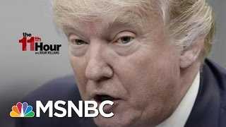 White House Blasts Media After Donald Trump's 2005 Tax Docs Released | The 11th Hour | MSNBC