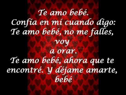 Gloria Gaynor, I Love You Baby Español.wmv