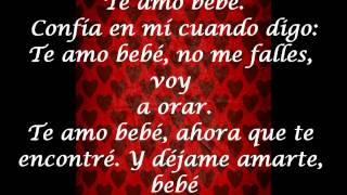 Gloria Gaynor, I Love You Baby Español.wmv